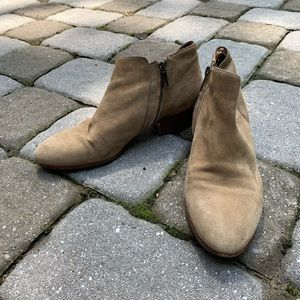 Pre-loved Sam Edelman Booties